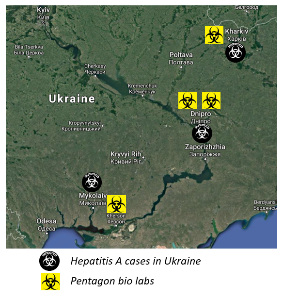 Hepatitis A Ukraine BG